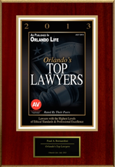 Bernardini, Orlando Top Lawyers