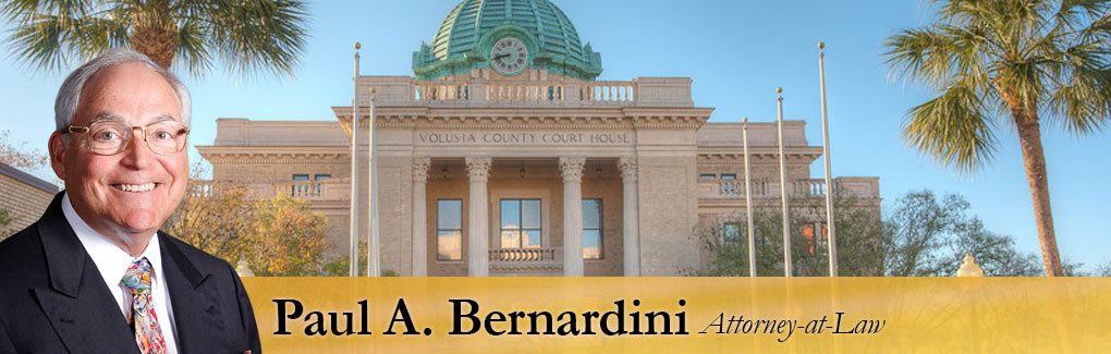 Paul A. Bernardini Attorney-at-Law
